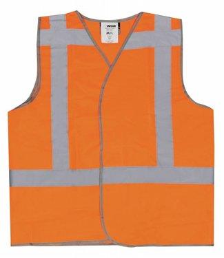 M-Wear RWS Verkeersvest ORANJE M-Wear 2.60.177.00