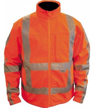 M-Wear M-Wear RWS Softshell 1316 oranje