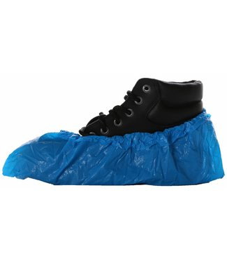 M-Wear Overschoen polyethyleen 30 mu á 100 stuks