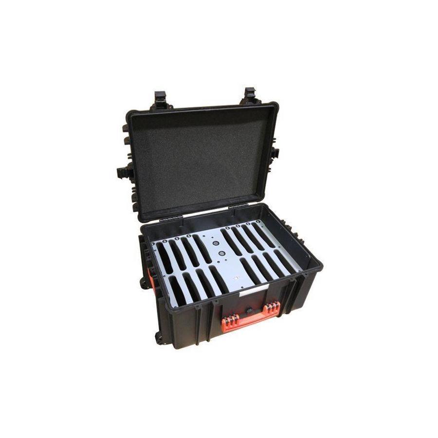 iNcharge C81 Speicher-, Lade und Transportkoffer für bis zu 16 iPads oder 9-11 Zoll-Tablets-1