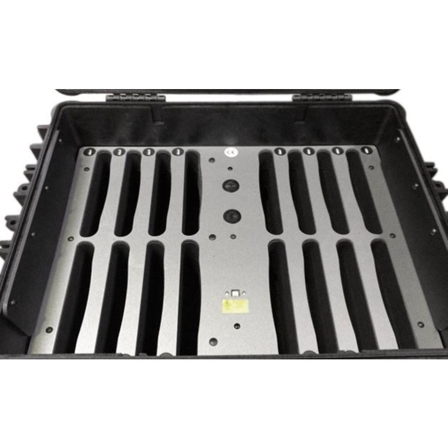 iNcharge C81 Speicher-, Lade und Transportkoffer für bis zu 16 iPads oder 9-11 Zoll-Tablets-2