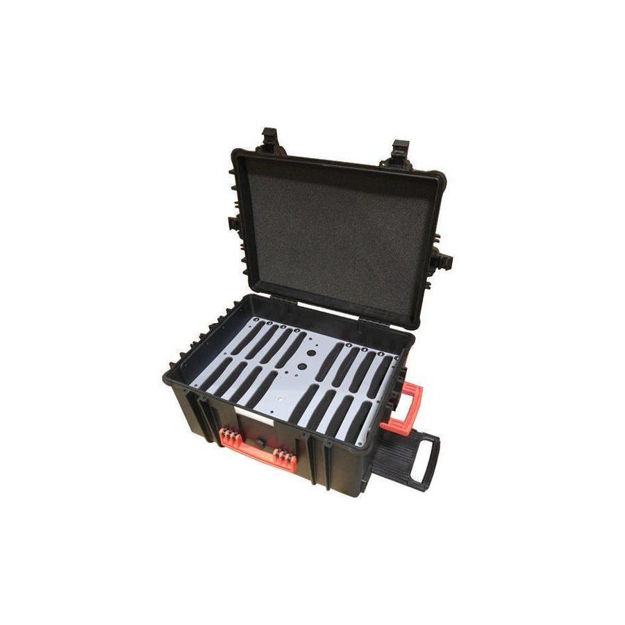 iNcharge C81 Speicher-, Lade und Transportkoffer für bis zu 16 iPads oder 9-11 Zoll-Tablets-3
