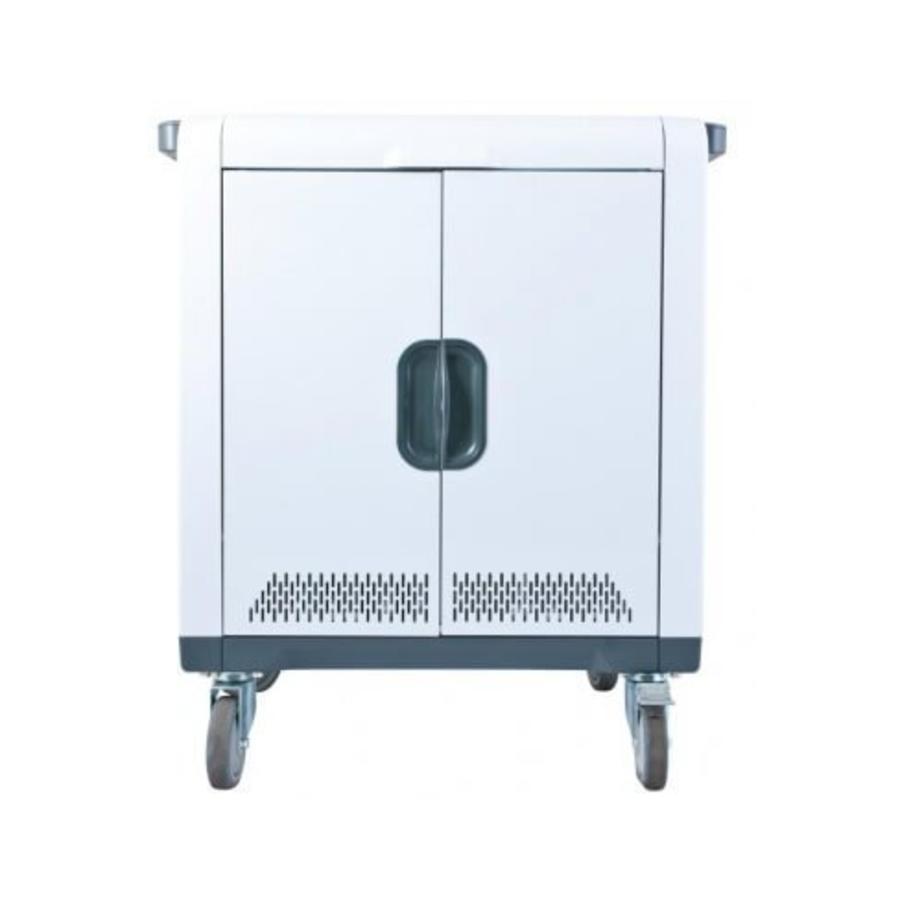 32 Positionen PARAPROJECT Lagertrolley mit Aufladung und Synchronisier Funktion, Kapazität 32 iPads und Tablets-2