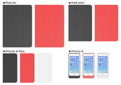 Preforza Huelle fuer Kabellos Aufladen von iPhone 6/6s plus