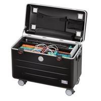 Paraproject N6 trolley case 6x ipad 6x chromebook schwarz