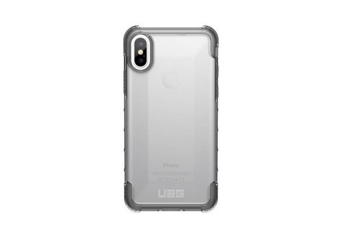 UAG Handyhuelle Plyo fuer iPhone X Plyo crimson ice clear