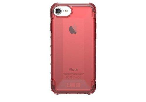 UAG Handyhuelle Plyo fuer iPhone 8/7/6S Plyo crimson rot
