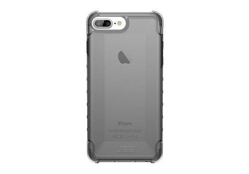 UAG Handyhuelle Plyo fuer iPhone 8/7/6S plus Plyo ash schwarz