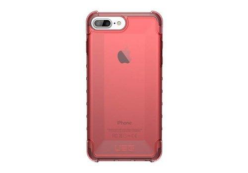 UAG Handyhuelle Plyo fuer iPhone 8/7/6S plus Plyo crimson rot