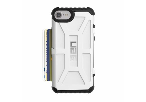 UAG Handyhuelle Trooper card fuer iPhone 8/ iPhone 7/ iPhone 6 wit