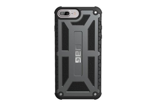 UAG Handyhuelle fuer iPhone 8/7/6S plus monarch schwarz