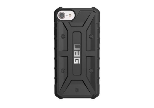 UAG Handyhuelle Magma clear plasma fuer iPhone 8/ iPhone 7/ iPhone 6S schwarz