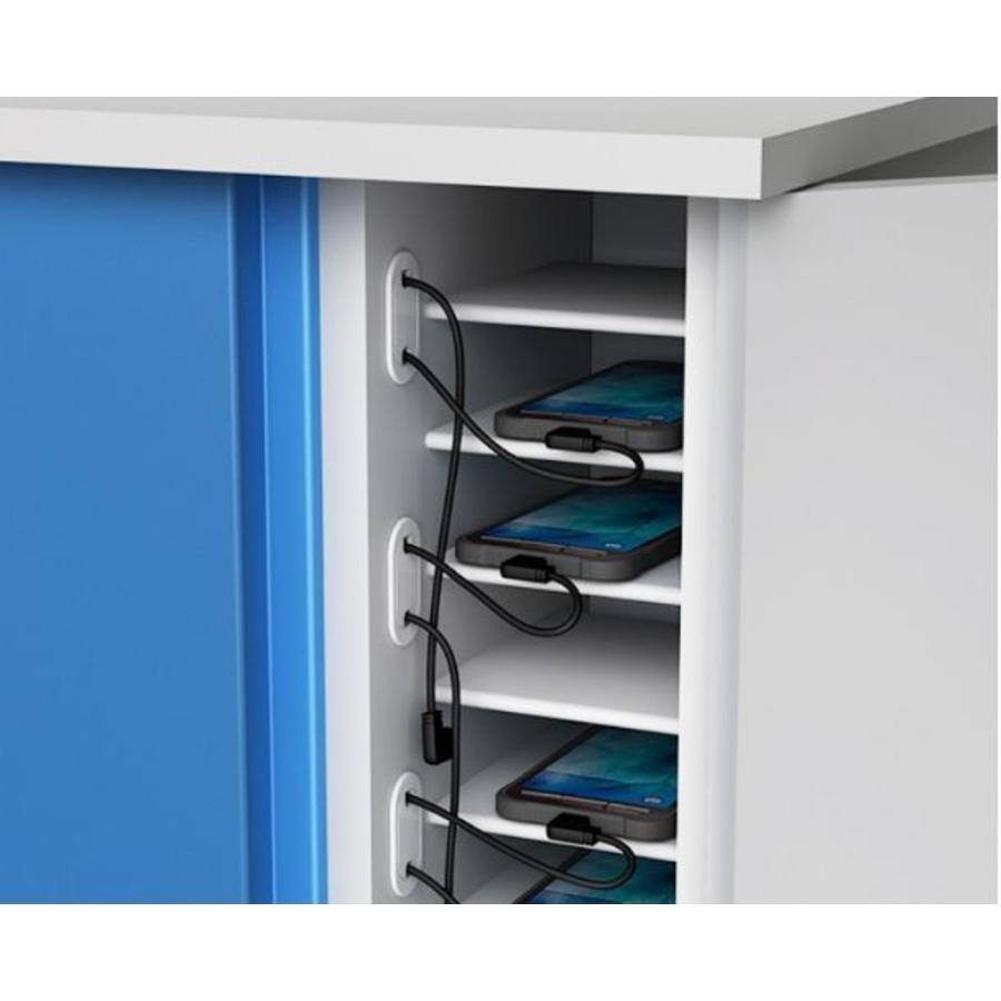 Abschliessbarer Ladeschrank für 40 Smartphones , iPod Geräte.-4