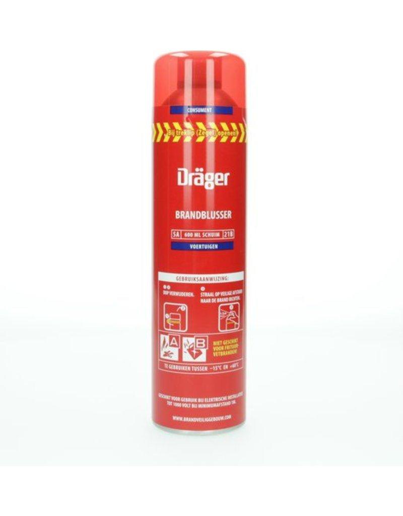 Drager Dräger Spray Brandblusser Voertuigen, Vorstbestendig