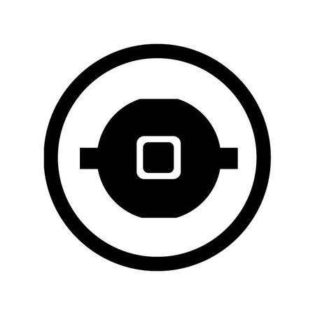 Apple iPad 2 home button vervangen