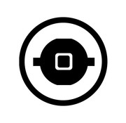 Apple iPhone 4S home button vervangen
