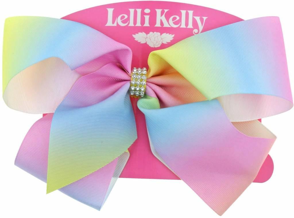 Lelli Kelly Lelli Kelly Glitter Butterfly Silver LK5076
