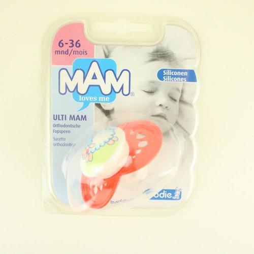 FOPSPEEN ULTIMAM | MAM | MAAT 6/36M