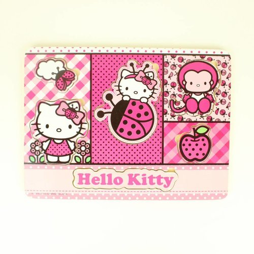HOUTEN LEGPUZZEL HELLO KITTY