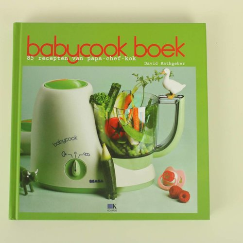 BABYCOOK BOEK | BABYCOOK