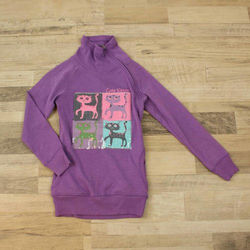 PAARSE SWEATER | C&A | MAAT 134/140