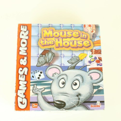 MOUSE IN THE HOUSE | SIMBA