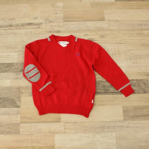 RODE PULLOVER   BLUE BAY   MAAT 110