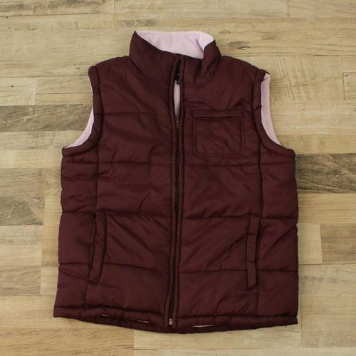BORDEAUX BODYWARMER | TEX | MAAT 12J