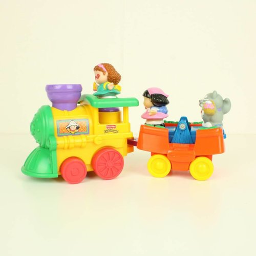 LITTLE PEOPLE TRAIN | FISHER PRICE