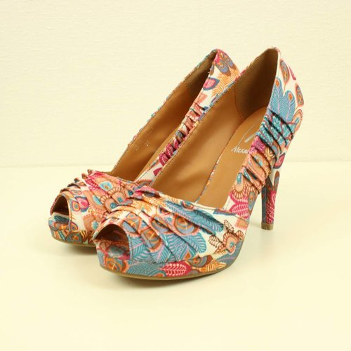 GEPRINTE PUMPS | ALEXANDRA | MAAT 37