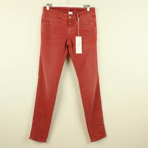 RODE JEANS | CLOSED | MAAT 30