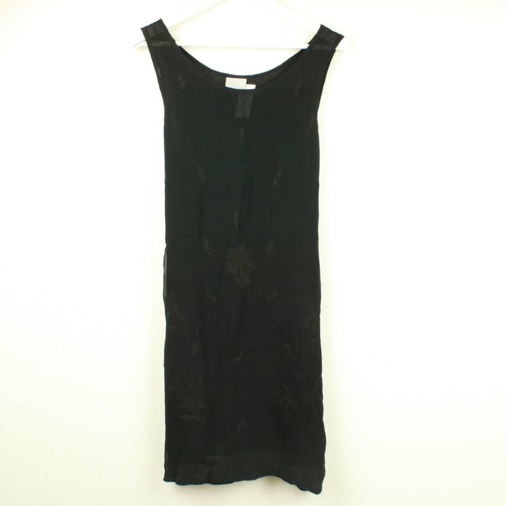 zwart kleedje esprit