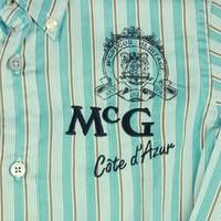 GESTREEPT HEMDJE | MC GREGOR | MAAT 140