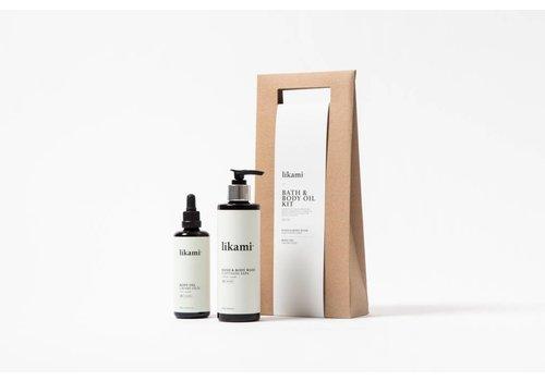 Likami Likami Bath & Body oil kit Likami