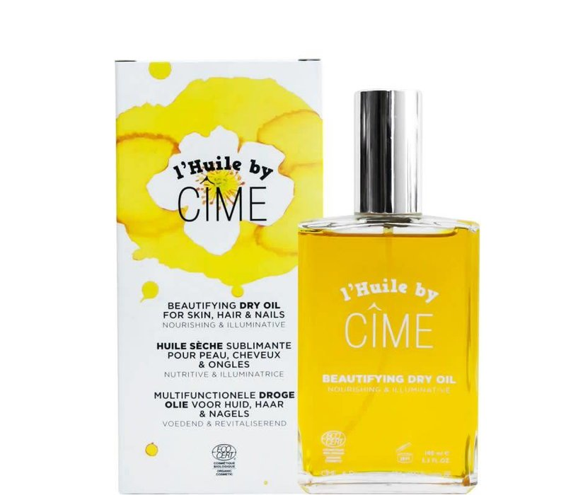 Cîme Multifunctionele droge olie voor de huid, haren en nagels
