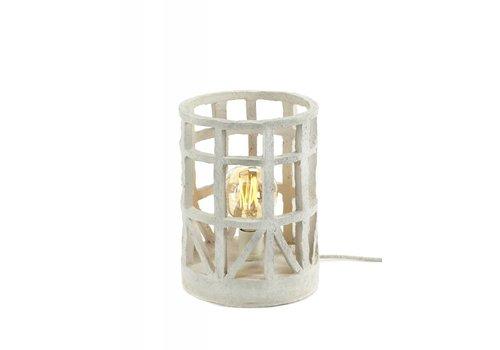 Serax Serax Marie Michielsen Staanlamp papier Mache beiges S D23 H27