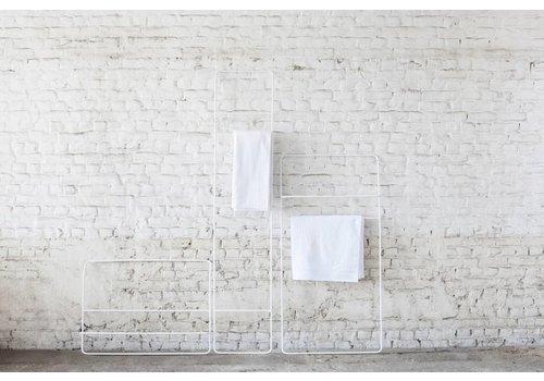 Serax Serax handdoekrek hoog wit Juno