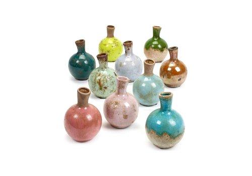 Serax Serax small ceramic vase 8 cm
