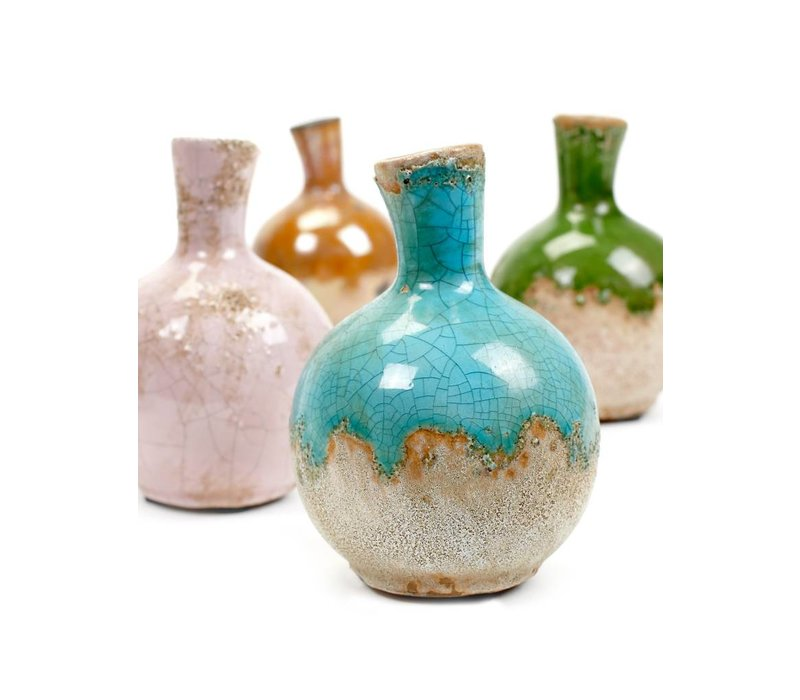 Serax small ceramic vase 8 cm