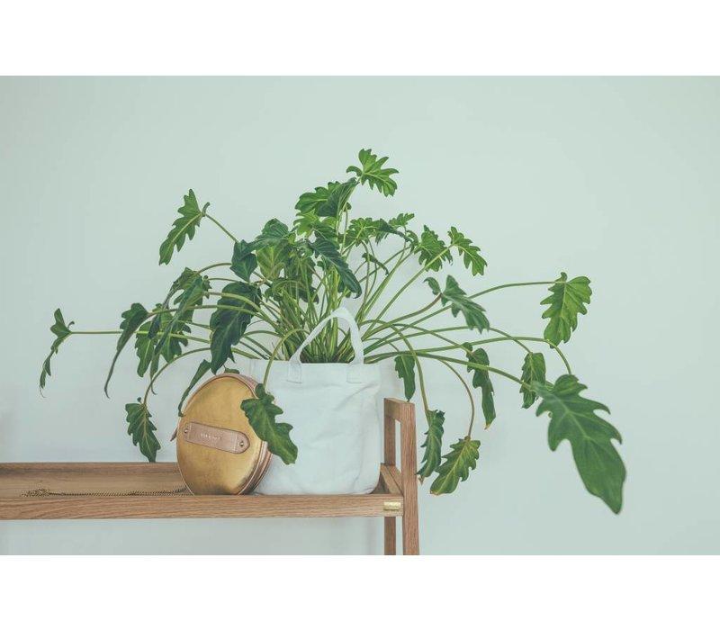 Serax Canvas plant pots set of 3  by Marie Michielsen