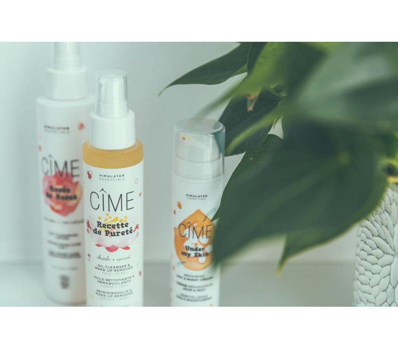 Cîme Recette de Pureté - Reinigingsolie & Make-up remover