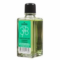 Alpa 378 aftershave met een nostalgische geur