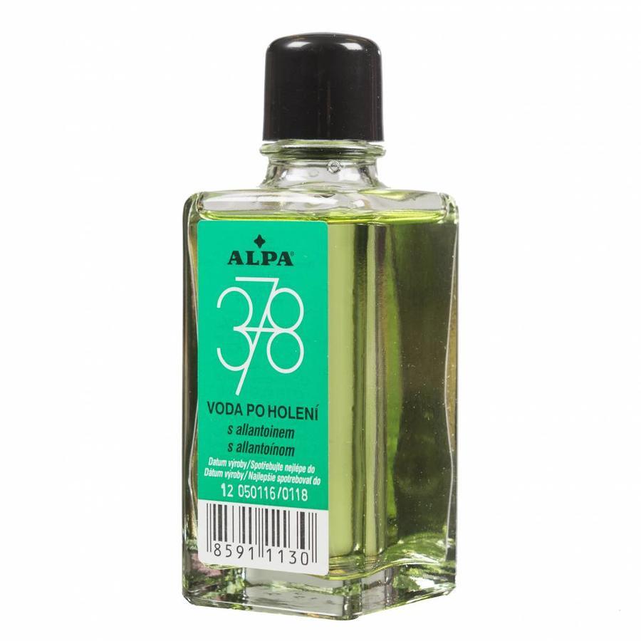 Alpa 378 aftershave met een nostalgische geur-1