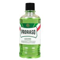 Proraso aftershave original 400ml met milde eucalyptusgeur