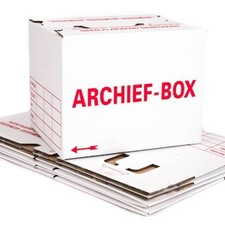 Archiefdozen pakket 5 stuks