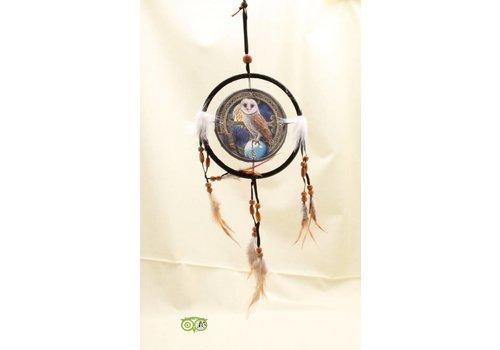 Dromenvanger 'Kerkuil' Lisa Parker 16 cm