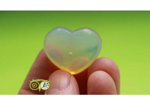 Opaline hart OPA-HRT-1-14