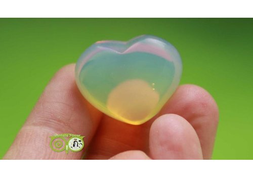 Opaline hart OPA-HRT-5-15