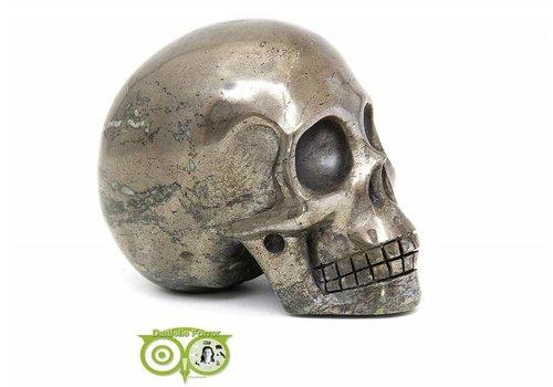 Pyriet schedel KS-RMIN-86-461