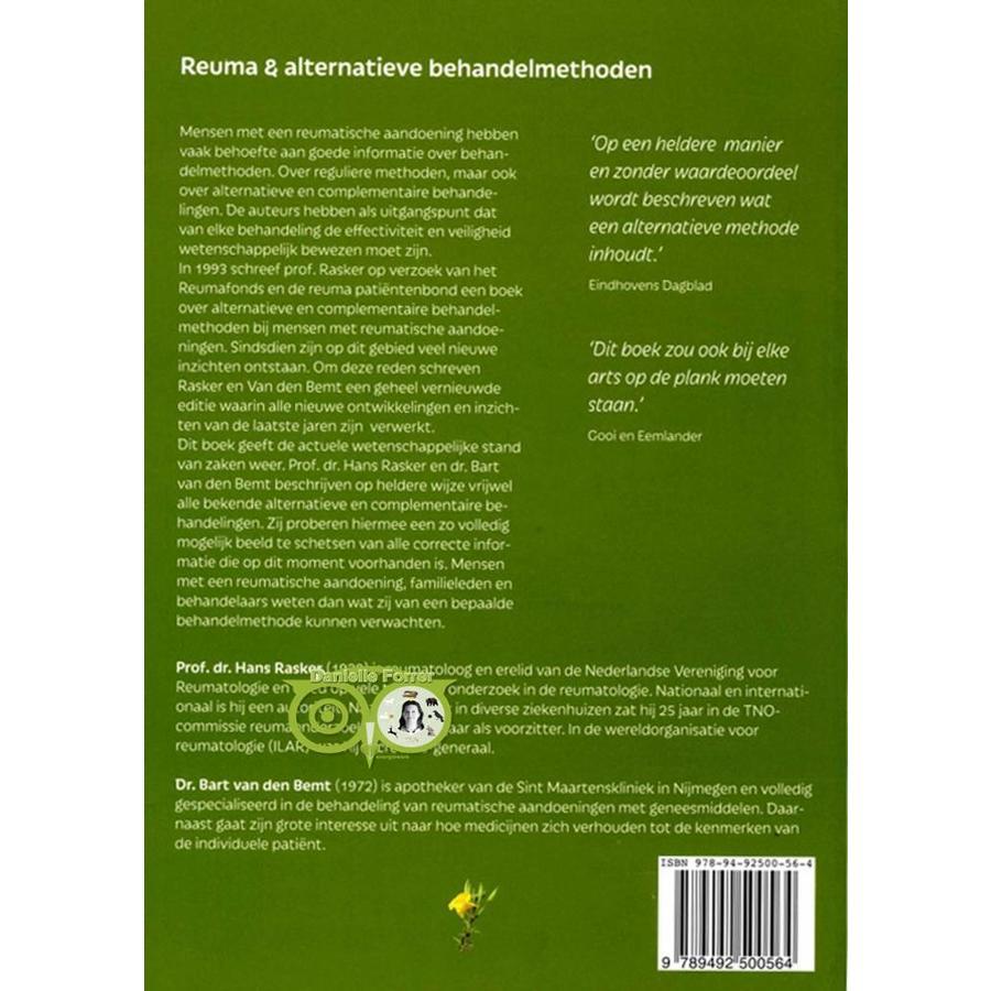 Reuma & Alternatieve behandelmethoden - Prof. dr.  Hans Rasker